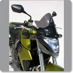 Honda CB1000R 2008-2016 30cm Nose Screen by Ermax