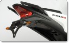 Honda CBR250R 2011 on R&G Tail Tidy LP0104BK