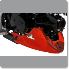 Honda MSX125 (GROM ) 2013-2015 Ermax Belly Pan