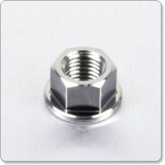 Stainless Steel Sprocket Nut M8, M10, M12