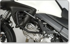 Suzuki 650 V-Strom Adventure Bars by R&G