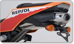 Honda CBR600RR ('13-) (LP0139BK) Tail Tidy