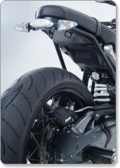 BMW R NINE T '14- (with replacement rear light) (LP0174BK) Tail Tidy