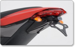 Ducati Hypermotard 821/939 (LP0142BK) Tail Tidy