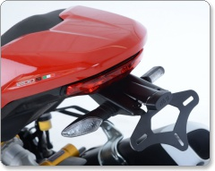 Ducati Supersport '17- and Ducati Monster 1200S '17- models (LP0224BK) Tail Tidy