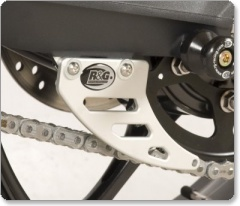 Triumph Street Triple 675 and Triumph Daytona 675 ('13-) (TG0009) Toe Guard
