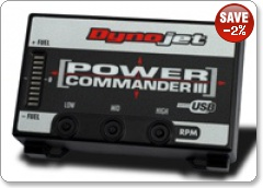 Suzuki GSXR 750 04-05 Power Commander
