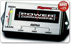 Suzuki GSXR 600 06-07 Power Commander