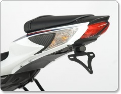 Suzuki GSXR600  and GSXR750 2011 on R&G Tail Tidy