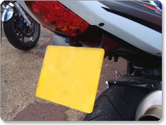 Suzuki GSXR600 and GSXR750  08-10 R&G Tail Tidy