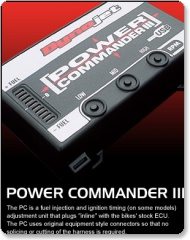 Benelli TNT 1130 Power Commander 2005-07