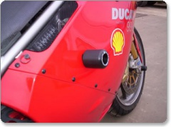 Ducati Monster 1200 and 1200S R&G Crash Protectors