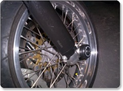 Gas Gas 125,250,450 Fork Leg Protectors by R&G