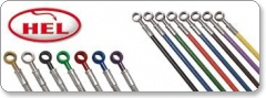 HEL Performance Brake Lines - sold individually or as a kit