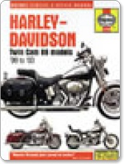 Haynes Harley Davidson Twin Cam 88 models 99-03 includes Softail, Dyna Glide, Touring (All Models)