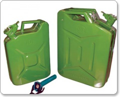 Jerry Can - 20 or 10 litre
