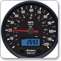 ACE 85mm Speedometers and Rev Counters - 15340